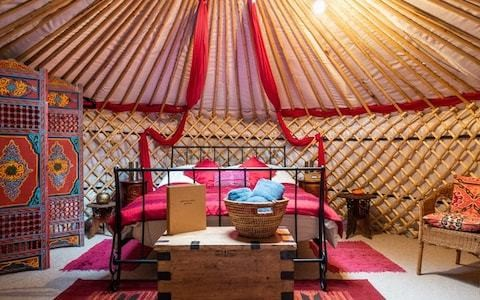 Farmers are making more money from glamping than beef, as association tells members holidaymakers can save their businesses