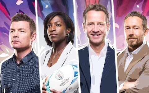 Rugby World Cup 2019: All you need to know about ITV's team of pundits
