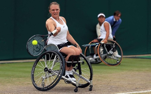 My Sporting Isolation: Jordanne Whiley - 'I wanted to start growing the family, but I can't give up on my Tokyo dream'