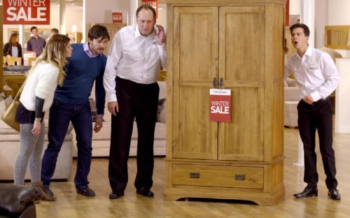 Furniture boss who started on eBay eyes £100m payday