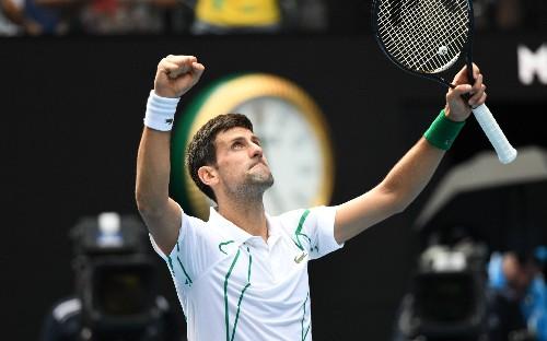 Roger Federer saves seven match points against Tennys Sandgren in Australian Open quarter-final thriller