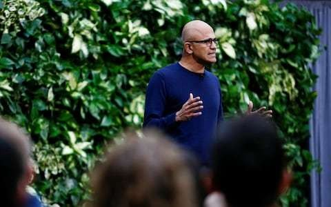 Microsoft vows to be 'carbon negative' in 10 years and remove all historic emissions by 2050