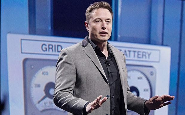 House battery to store energy will 'change entire infrastructure of the world'