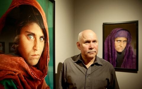Green-eyed Afghan girl from iconic National Geographic cover arrested in Pakistan