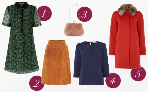 Five autumn fashion trends to try now