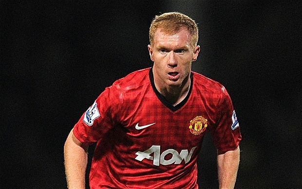 Paul Scholes' physicality and panache in Manchester United's midfield has so far proved irreplaceable