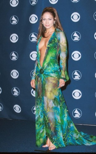 How Jennifer Lopez's Versace dress prompted the launch of Google Images