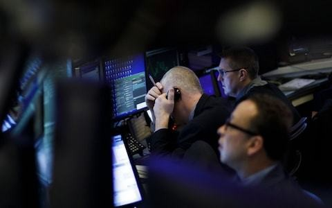 Wall Street sell-off deepens as coronavirus continues to rock markets