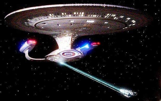 Star Trek 'tractor beam' invented by British scientists