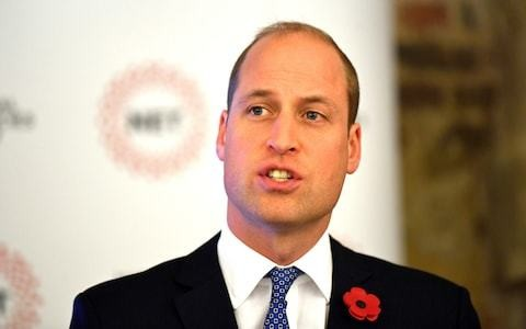 Prince William surprises Premier League shareholders to support mental health awareness campaign