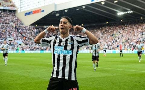 Ayoze Perez scores hat-trick as Newcastle climb to near-certain safety and leave Southampton nervous