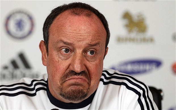Chelsea interim manager Rafael Benítez prepared to take risks ahead of two key games in two days
