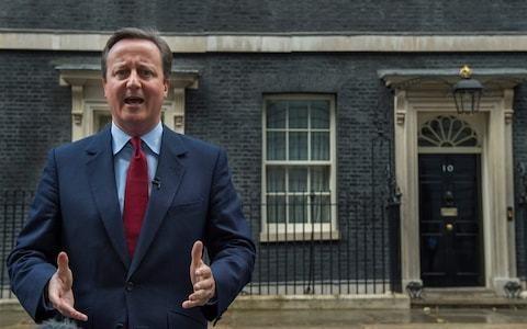 How David Cameron's memoir proves he still doesn't understand the average Eurosceptic Tory