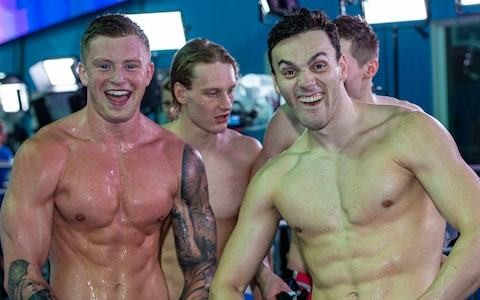Adam Peaty: Winning relay world title with Great Britain 'better than Olympic gold'