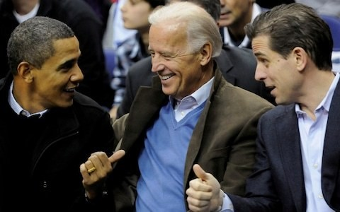 Hunter Biden admits 'poor judgement' over Ukraine dealings as he speaks out for first time