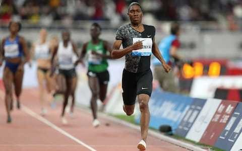 Caster Semenya likely to race in 5,000m at World Championship while appeal process continues