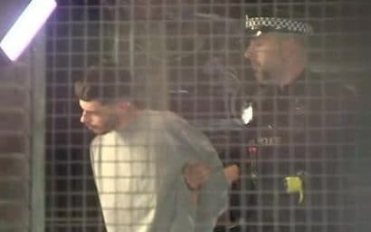 Man accused of murdering Pc Andrew Harper appears in court