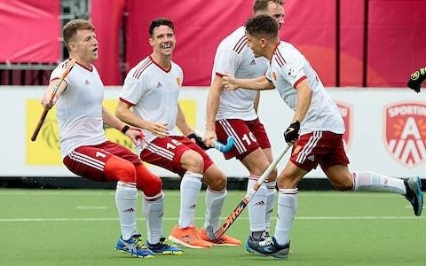 James Gall strikes late for England to deny Wales of victory in EuroHockey Championship opener