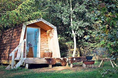 Britain's 25 coolest campsites