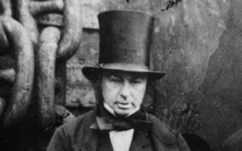 Isambard Kingdom Brunel 'worried about pollution caused by Industrial Revolution'