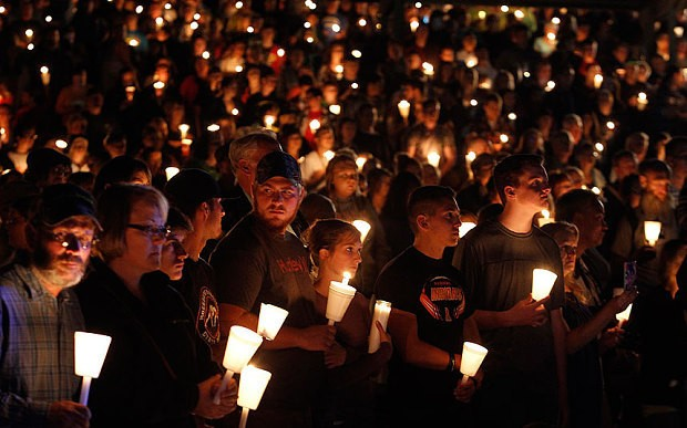 Oregon shooter's manifesto reveals anger at not having a girlfriend