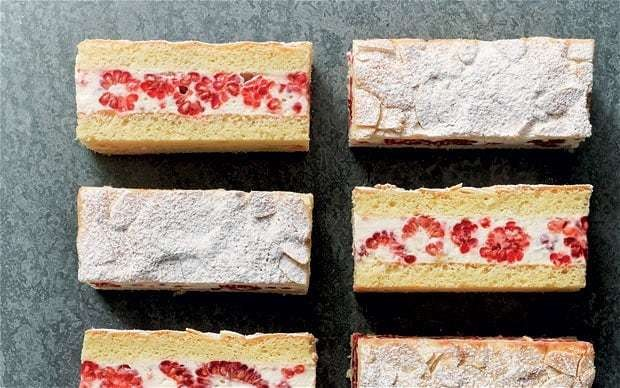 Will Torrent's pâtisserie recipes: framboisiers
