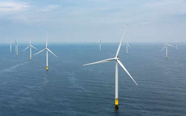 World's biggest offshore wind farm to add £4.2 billion to energy bills