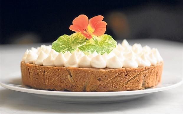 Rose Prince's baking club: carrot and quinoa cake recipe