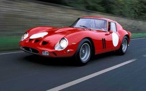 Iconic Ferrari 250 GTO recognised as work of art in bid to protect world's most valuable classic car