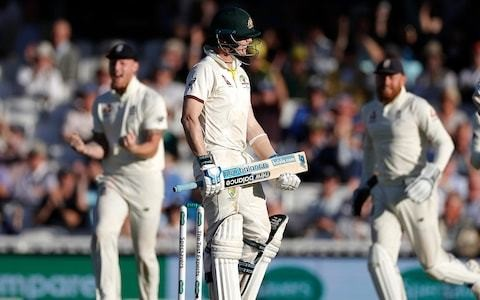 Steve Smith reveals he was suffering with flu but still manages to top score for Australia