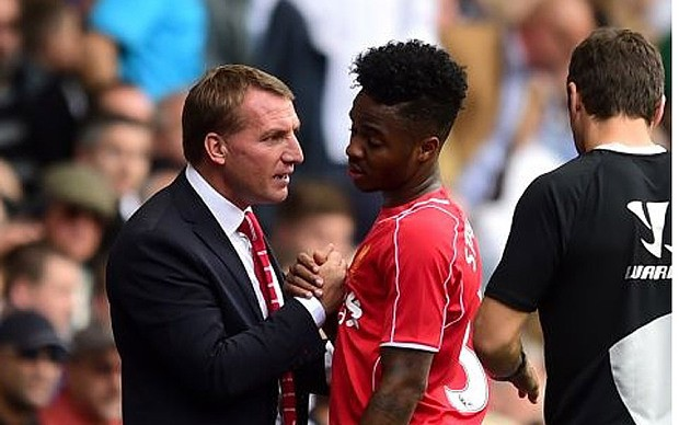 Liverpool manager Brendan Rodgers vows to protect England international Raheem Sterling from burnout