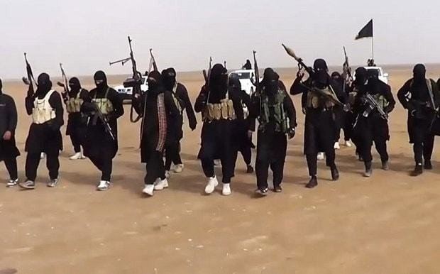 Islamic State: 'You are not even safe in your bedrooms'