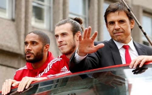 Chris Coleman: I will stand down as Wales manager after next World Cup
