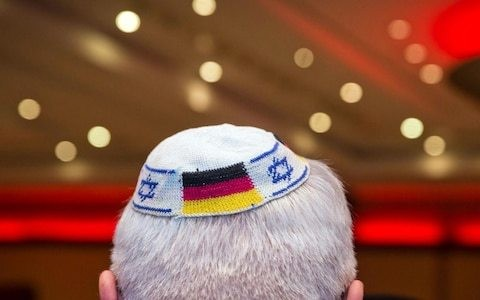 Jews warned against wearing kippa skullcaps as anti-Semitism rises in Germany