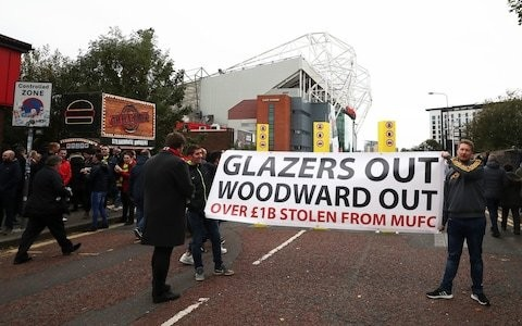 Manchester United fans are right to protest but Ed Woodward death chant is a step too far