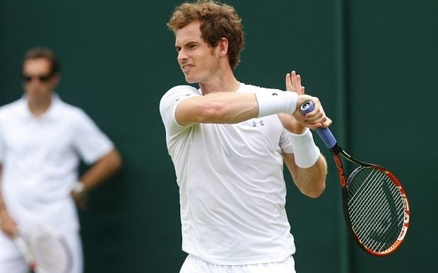 Wimbledon 2015 draw: Andy Murray handed nightmare task of Rafael Nadal, Roger Federer and Novak Djokovic