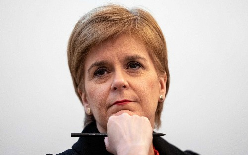Scottish parents warn Nicola Sturgeon private pupils getting advantage after cut in subject choice