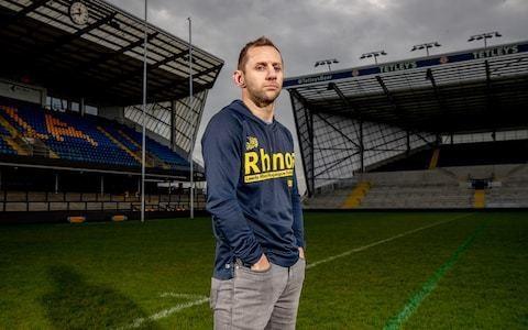 Leeds Rhinos great Rob Burrow reveals Wayne Rooney support as he battles Motor Neurone Disease