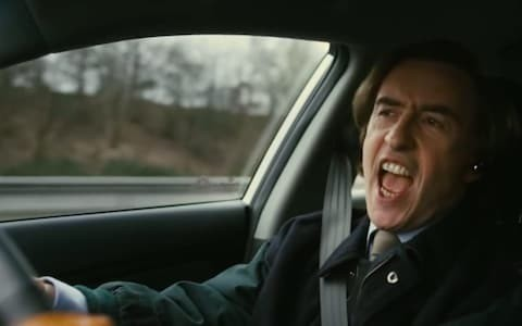 Steve Coogan is right: Alan Partridge just isn't as funny without his car