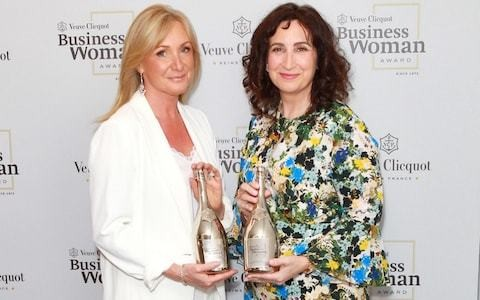 'Most consumers are female and we should reflect the people we serve': Veuve Cliquot's Business Woman of the Year Jo Whitfield