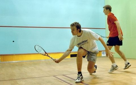 In defence of silly racquet sports: 'By leveraging the pettiest parts of my psyche, squash has added years to my life'