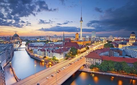 Berlin named most 'fun' city in the world