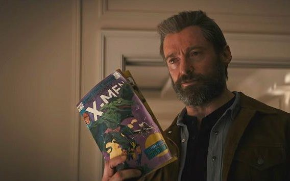 Logan trailer: the X-Men comic read by Wolverine was made by Marvel just for the film