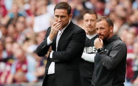 Frank Lampard Chelsea return would coincide with overhaul of club's coaching staff