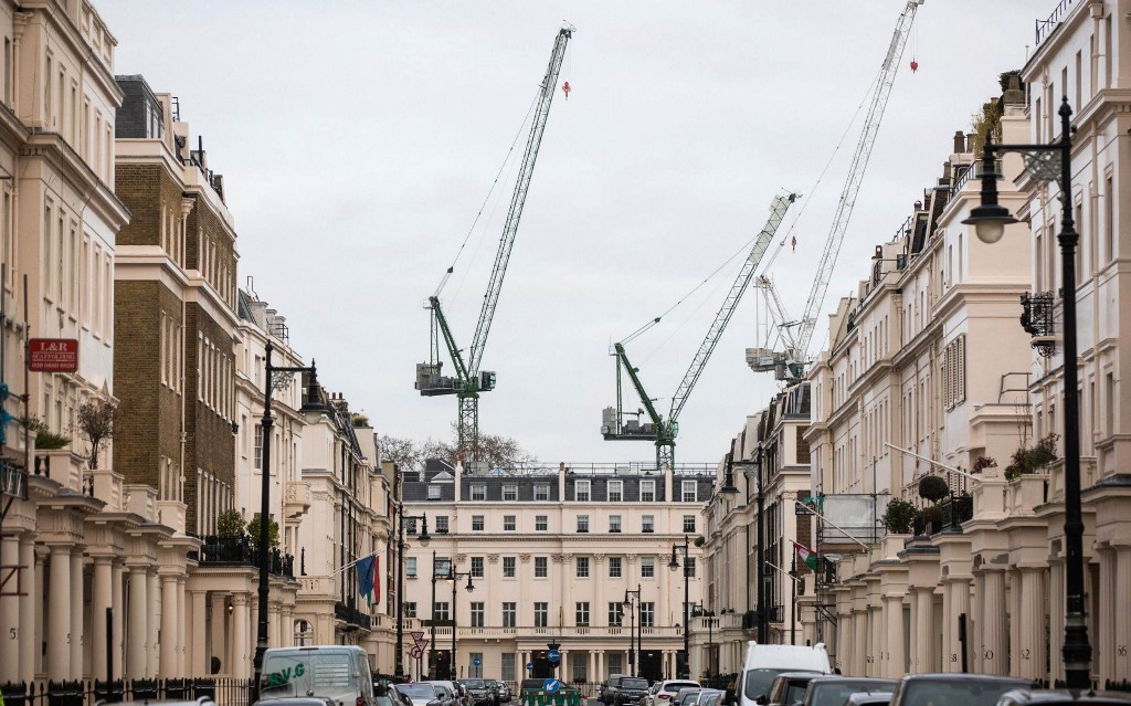 Construction in dire straits as more sites are mothballed