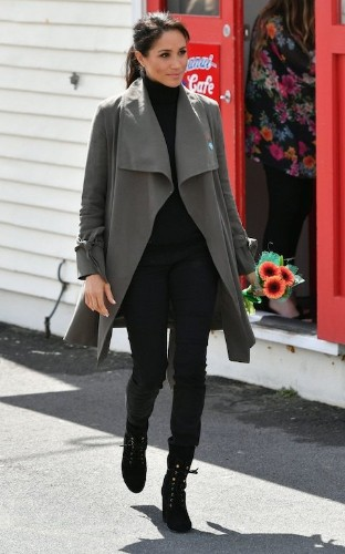 What the Duchess of Sussex's new boots tell us about Jessica Mulroney, her styling secret weapon
