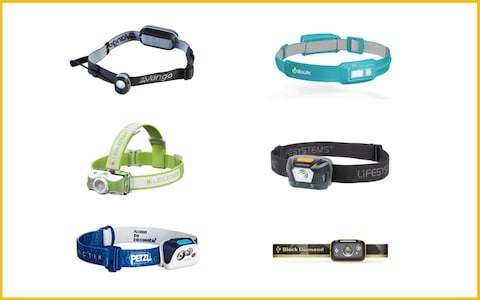 The best head torches for exploring the great outdoors