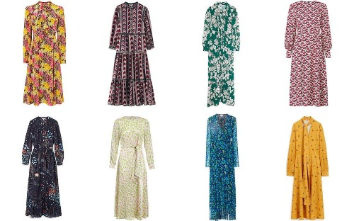 The best printed dresses to buy this autumn, from £34.99 to £980