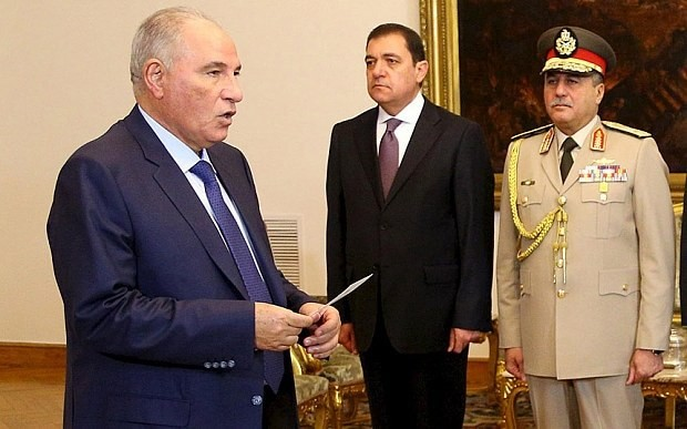 Egyptian minister sacked for saying he would arrest the Prophet Mohammed