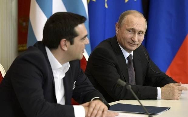 Russia denies striking gas deal to net Greece €5bn